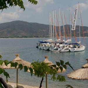 Halkidiki yacht charter